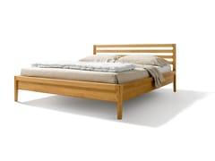 - Solid wood double bed MYLON   Solid wood bed - TEAM 7 Natürlich Wohnen