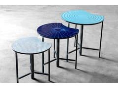 Piano per tavoli in pietra lavicaMaKe` - MADE A MANO
