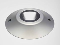 - LED aluminium Floor Light Manta - PURALUCE