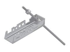 Connettore per solaio meccanicoCONNETTORE PERIMETRALE CENTROSTORICO - LATERLITE