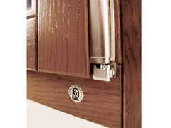 - Metal window hinge Metal hinge - Pail Serramenti