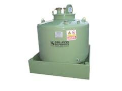 Vasca, cisterna e serbatoio per opera idraulica MINI FUEL GE 490 -