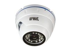 Sistema di sorveglianza e controlloMinidome AHD 1080p ottica 3,6 mm - URMET