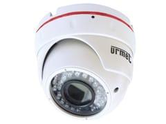 Sistema di sorveglianza e controlloMinidome IP 1080p 2,8-12mm - URMET