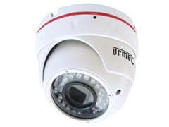 Sistema di sorveglianza e controlloMinidome IP 1080p ottica fissa 3,6mm - URMET