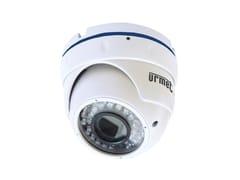 Sistema di sorveglianza e controlloMinidome AHD 1080p ottica 2.8-12mm - URMET