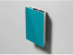 - Portapenne in vetro per lavagna magnetica Mood Pocket - Lintex
