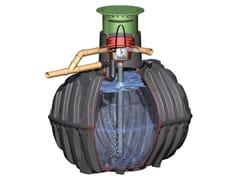 Sistema di recupero acqua piovanaPacchetto montaggio 2 - OTTO GRAF