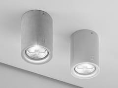 - Ceiling spotlight NADIR 14 - Aldo Bernardi