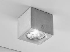 - Ceiling spotlight NADIR 4/C - Aldo Bernardi