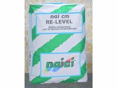 - Screed and base layer for flooring NAI CM RE-LEVEL - NAICI ITALIA