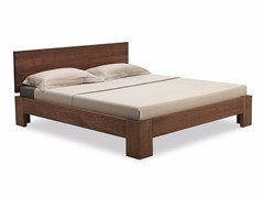- Wooden double bed NATURA 1 | Double bed - Riva 1920
