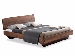 - Solid wood double bed NATURA 6 - Riva 1920