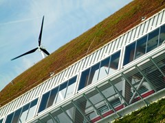 Roof garden systems