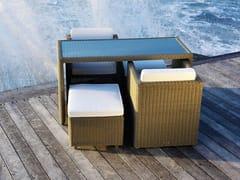 Lounge set da giardinoNAUTILUS | Lounge set da giardino - INDIAN OCEAN