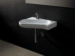 - Ceramic washbasin NEAT OBLIQUO | Washbasin - Alice Ceramica