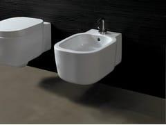 - Wall-hung ceramic bidet NEAT | Wall-hung bidet - Alice Ceramica