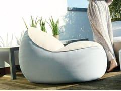 - Upholstered armchair NEST | Bean bag - GART Art & Design Group