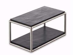 Tavolino da giardino rettangolare in quarzoNEST   Tavolino in quarzo - CORO
