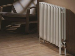 - Floor-standing horizontal radiator NEW LINE | Floor-standing radiator - DELTACALOR
