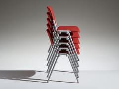 - Stackable fabric chair NEW MODULAMM   Fabric chair - LAMM