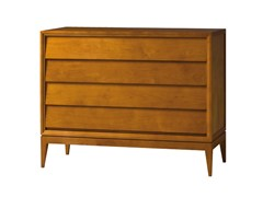 - Wooden dresser NEW YORK | Cherry wood dresser - Morelato