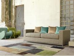 - 3 seater fabric sofa NEWMAN | 3 seater sofa - Domingo Salotti