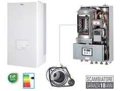Caldaia a condensazione elettrica murale?NIÑA S CATALOGO LISTINO TERMOIDRAULICA   Caldaia a condensazione - EMMETI