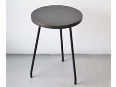 - Prefinito Cemento stool NINO | Low stool - Moab 80