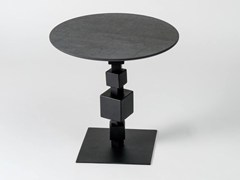 - Round coffee table NOLITA | Laminam® coffee table - Elli Design