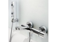 - Bathtub mixer with flow limiter NOMOS GO | Bathtub mixer - FIMA Carlo Frattini