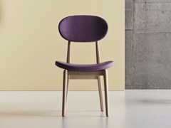 - Solid wood restaurant chair NORDICA S - Imperial Line