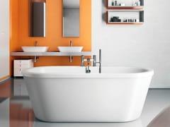 - Freestanding oval bathtub NOUVEAU - Polo
