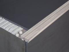 Profilo paragradino in fibre vegetaliNOVOPELDAÑO® MAXISOHO - EMAC ITALIA