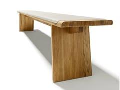 - Solid wood bench NOX | Bench - TEAM 7 Natürlich Wohnen