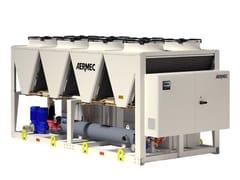 Refrigeratore ad acqua / Refrigeratore ad ariaNSG - AERMEC