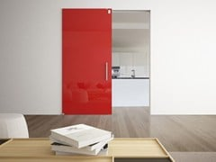 - Glass sliding door NULL SONG - FOA