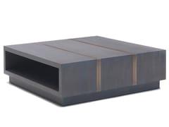 Tavolino basso quadrato in ciliegioO 1294 | Tavolino - ANNIBALE COLOMBO