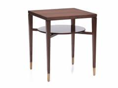 Tavolino alto quadrato in ciliegioO 1610 | Tavolino - ANNIBALE COLOMBO
