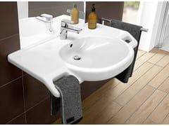 - Ceramic washbasin O.NOVO VITA | Washbasin - Villeroy & Boch