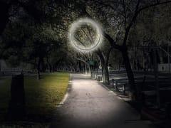 LAMPADA A SOSPENSIONE A LED IN ALLUMINIO