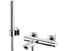 - Wall-mounted bathtub set with hand shower O'RAMA | Bathtub set - NEWFORM