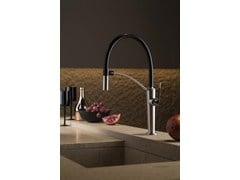 - Countertop kitchen mixer tap with swivel spout O'RAMA KITCHEN | Countertop kitchen mixer tap - NEWFORM