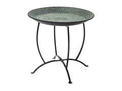 - Round aluminium tray OASIS GREEN - KARE-DESIGN