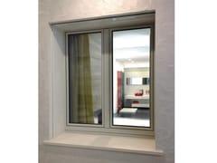 - Aluminium and wood casement window OCEANO | Casement window - NAVELLO
