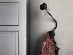 - Appendiabiti a parete in ferro OFFICINA | Appendiabiti a parete - Magis