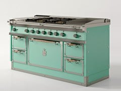 - Cooker OG168 | Aquamarine - Officine Gullo