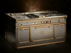- Cooker OG168 | Grey - Officine Gullo