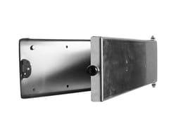 Supporto per lavabo in acciaio inoxOLDER   Supporto in acciaio inox - PONTE GIULIO