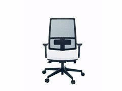 - Task chair with 5-Spoke base OLTRE | Task chair - Quadrifoglio Sistemi d'Arredo